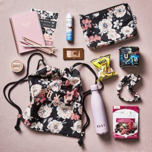 The ROXY Showbag offers a rare opportunity to target the tween market with a free sampling program.